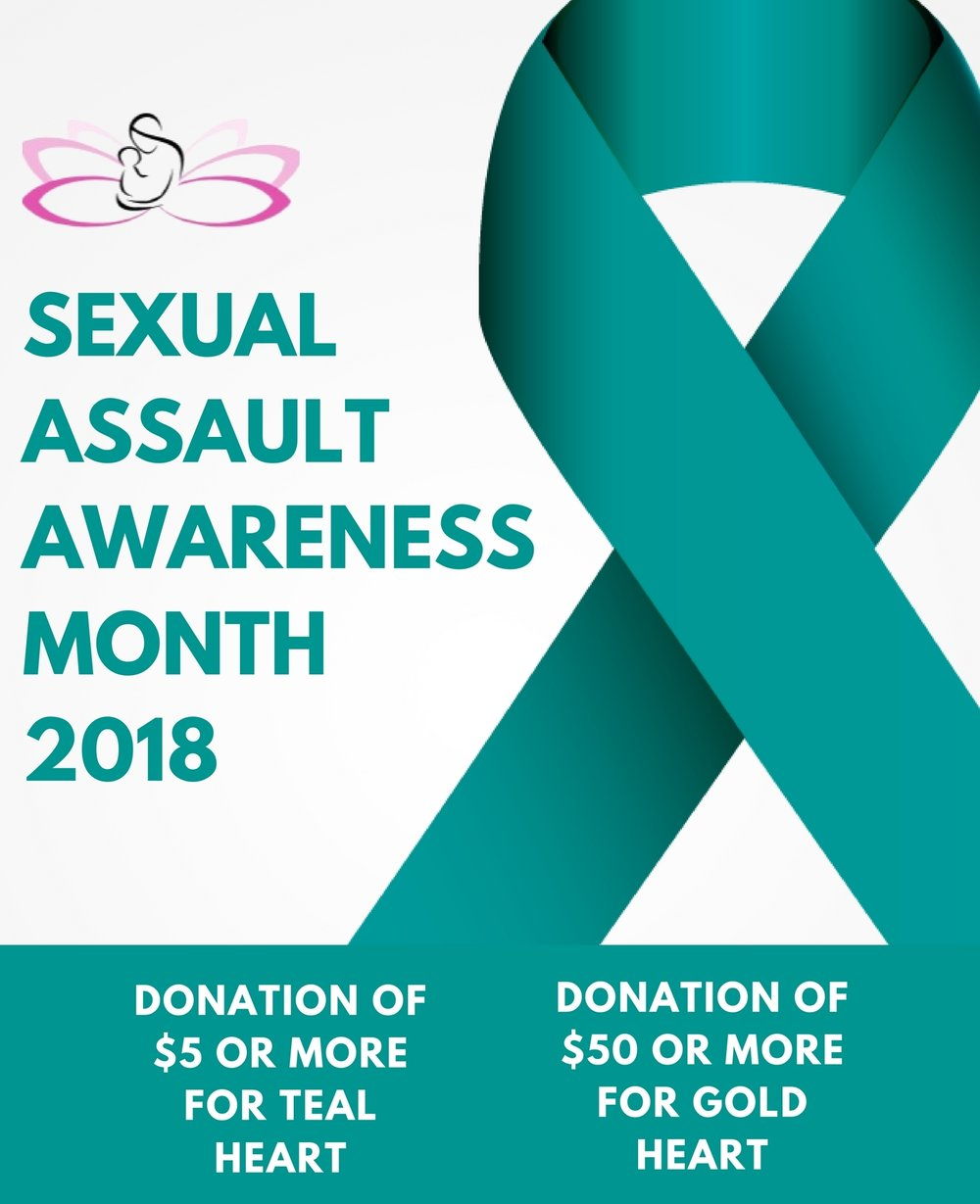 Helping Hearts - A fundraiser in partnership with Hugo's and Leevers to show support for survivors of sexual assault in our community during April of 2018. Individuals, businesses, and organizations who donated in honor of sexual assault awareness month had their names placed on hearts, which were displayed at locations throughout the counties.
