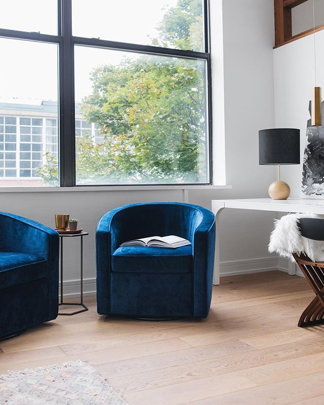 Our giveaway with @interiordefine closes at midnight tonight! Go to our previous post to enter to win this Alice chair in the fabric of your choice. We will announce a winner tomorrow morning!