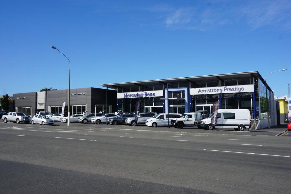 Armstrong Prestige Dunedin