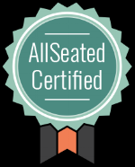 All Seated Professional Badge