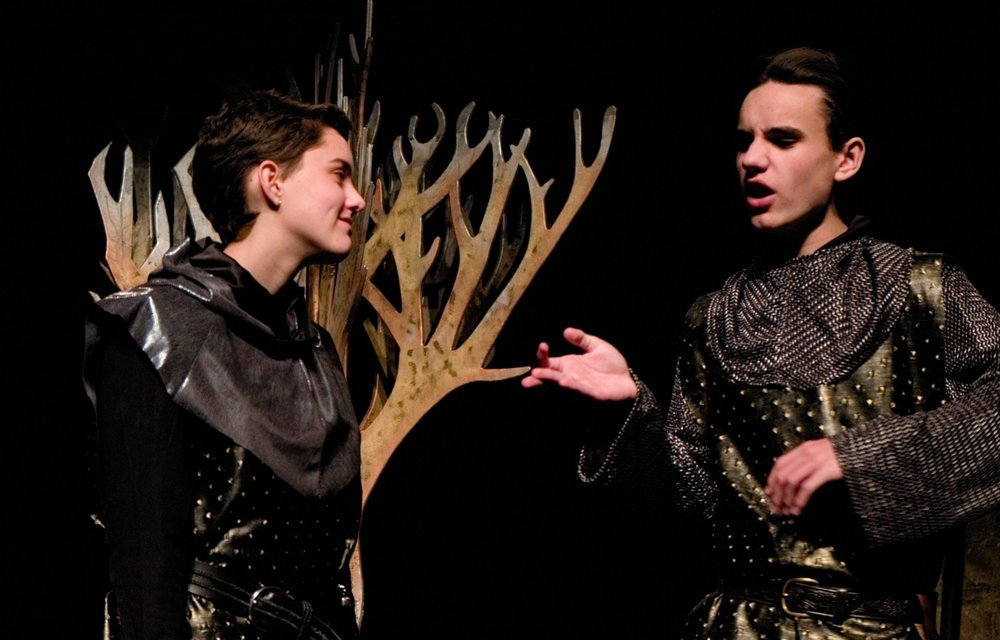 Upstart Crows of Santa Fe • Shakespeare youth