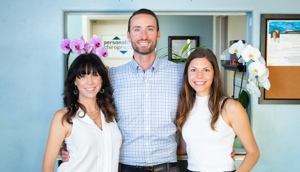Pacific Beach Chiropractic Center Team