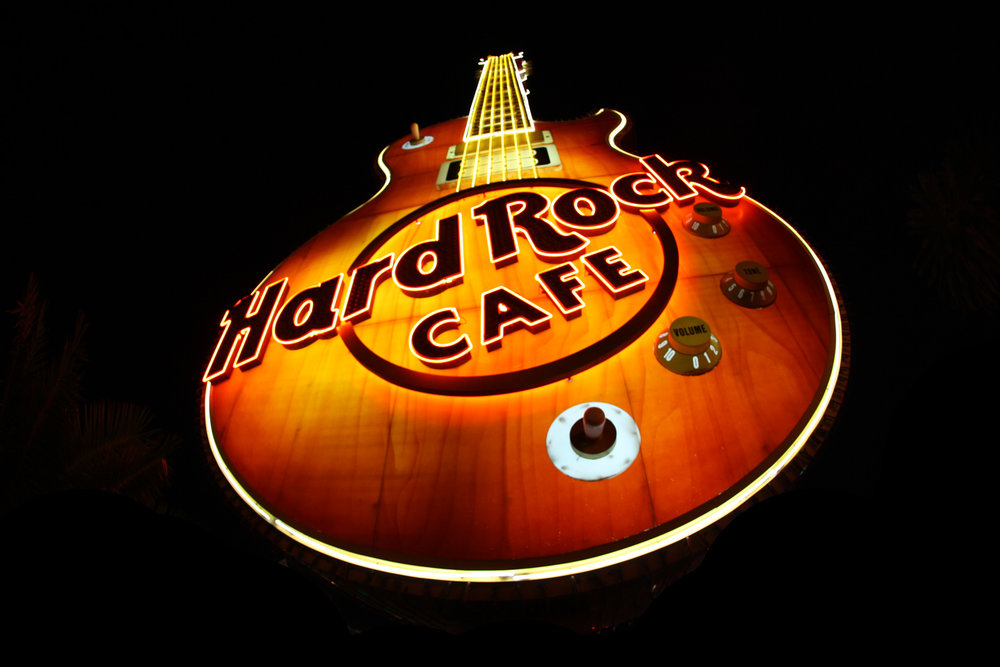 Copy of HARD ROCK LAS VEGAS