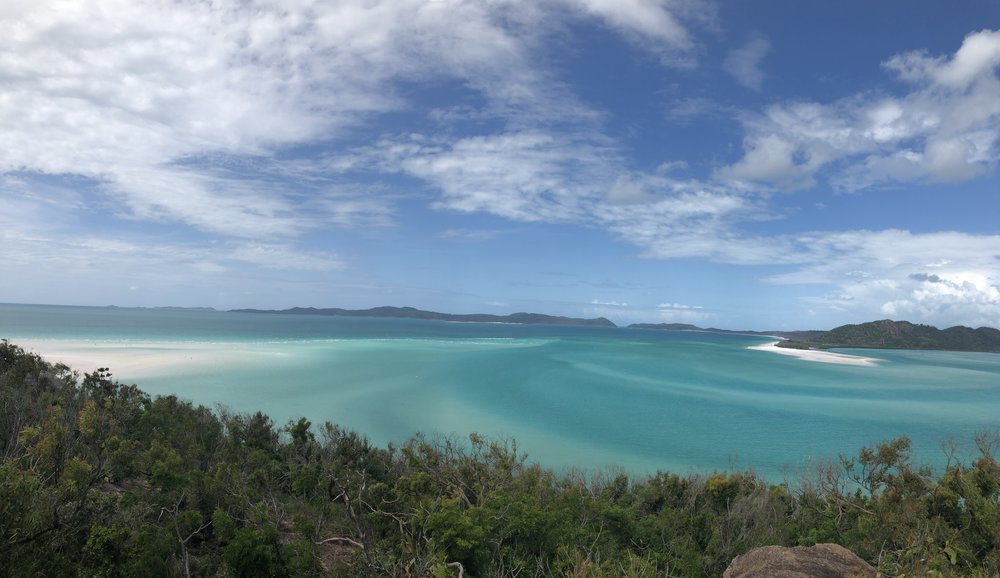 VIEWS FROM HILL INLET