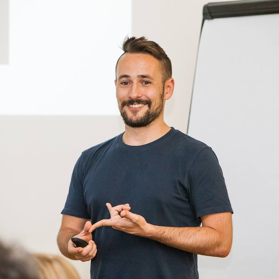 Adam Dorfman  - Founder of IF WHEN THEN and international speaker on the future of jobs and blockchain platform business models.