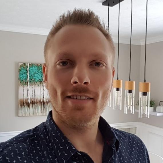 Vincent Grenier    Community Engagement   Social Media Coordinator