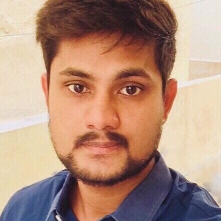 Bhanu Prakash  hyderabad, india  Contact:   LinkedIn    Twitter