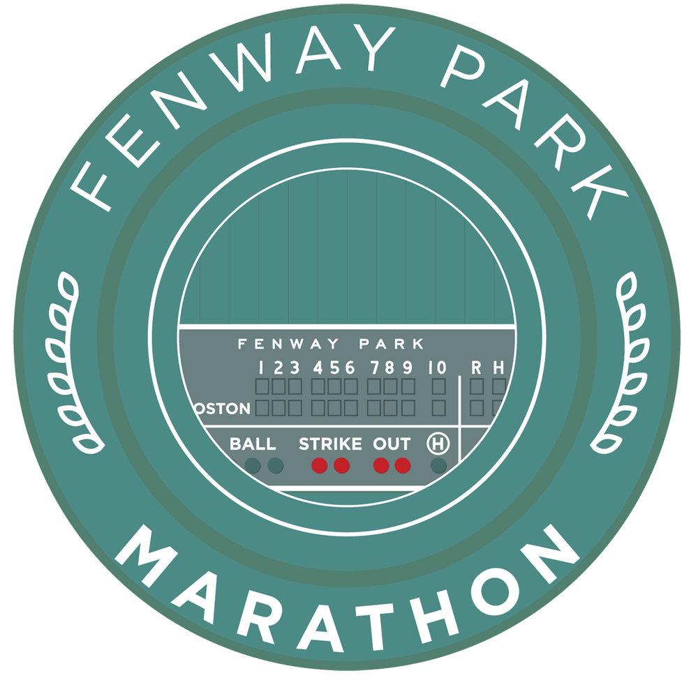 2nd AnnualFenway Park Marathon -