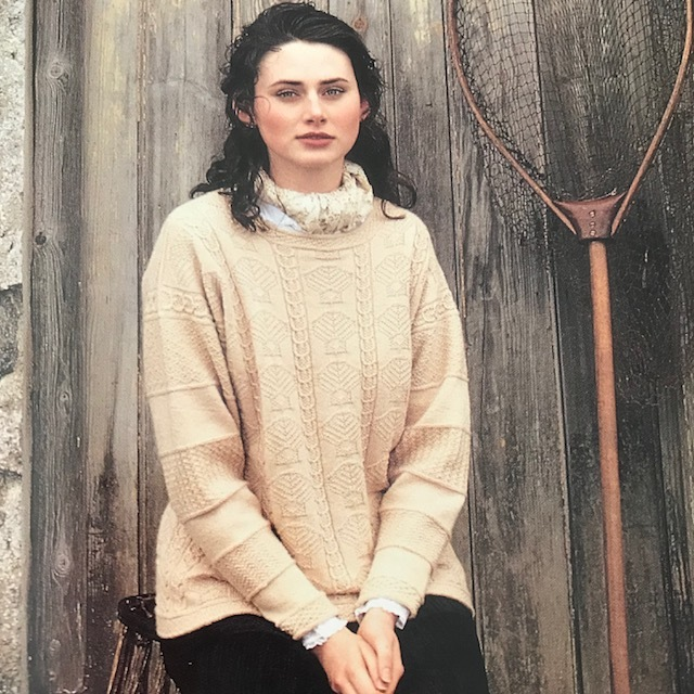 Cape Cod, Alice Starmore, Fishermen's Sweaters