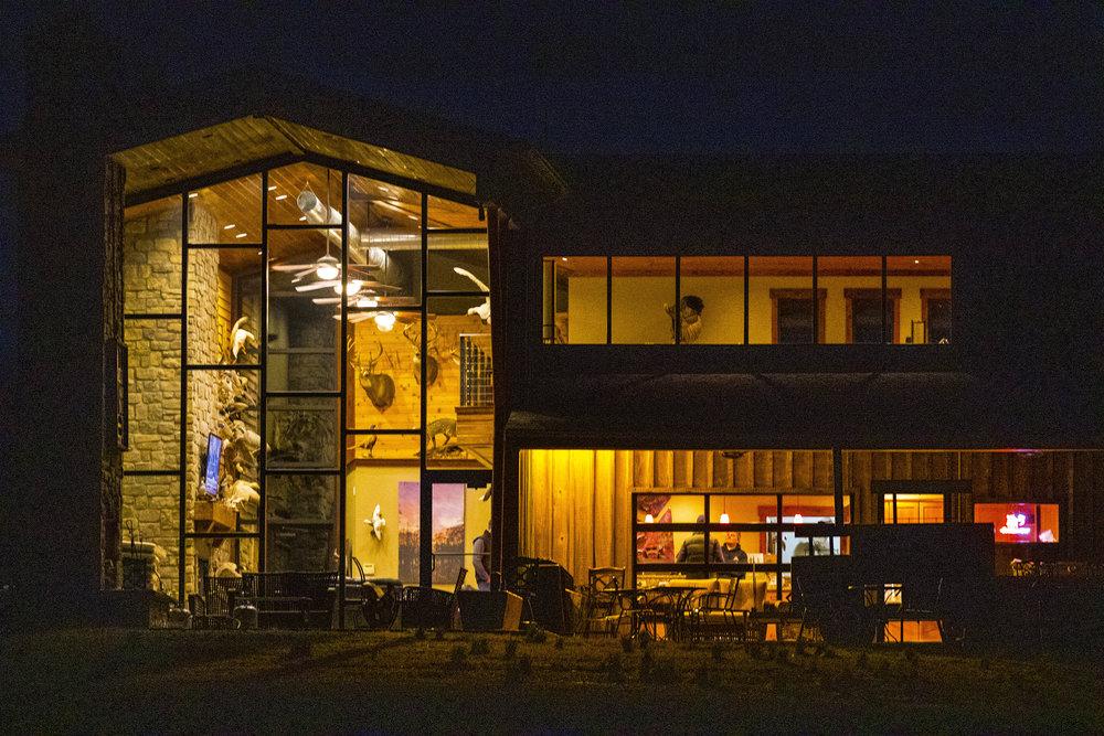 Cypress Run Lodge. Photo: Edward Wall/Wall Media