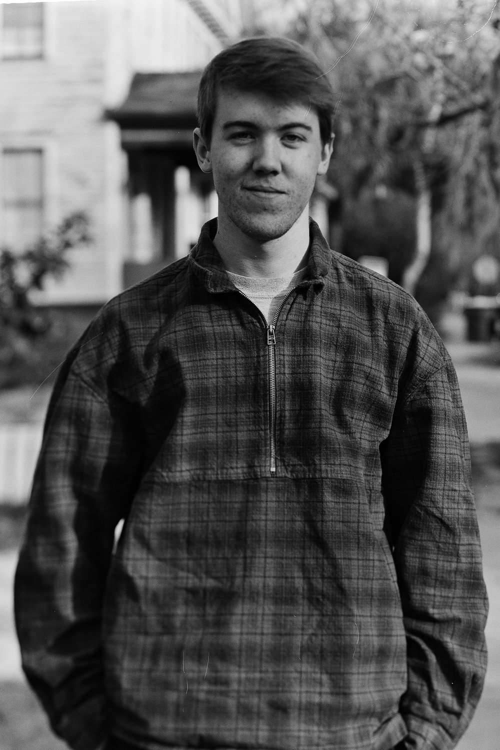 Brandon Babbit - Brandon, who normally goes by Babbit, is an ambitious filmmaker and a passionate storyteller. In the last few years he has worked on numerous features and network episodics as a member of IATSE local 491. Babbit enjoys meeting new people and listening to the stories they have to tell. When he isn't burning the midnight oil for Das Haus, you can usually find him cooking meals to share with his friends and family.