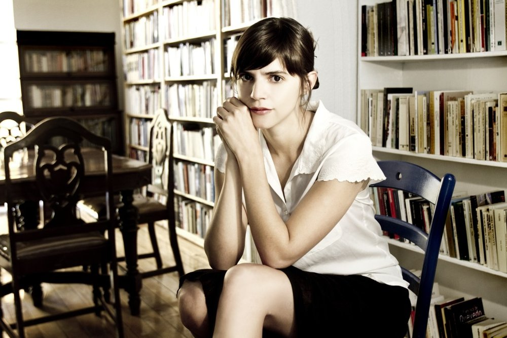 An Interview with Valeria Luiselli