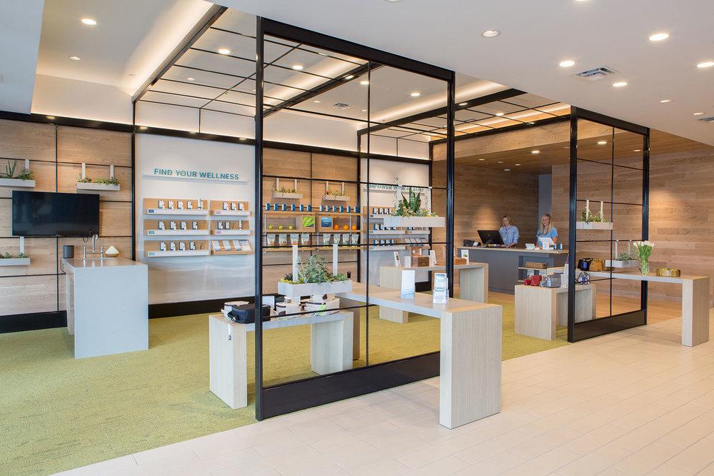 Surterra Wellness - Helping Surterra create a branded customer experience .