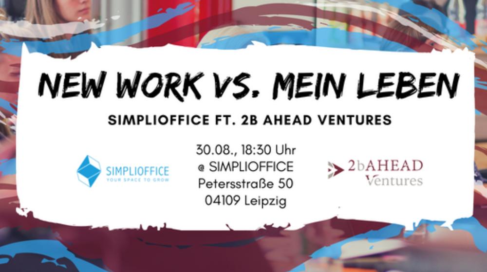 """New Work vs Mein Leben - Welchen Einfluss könnte New Work auf dein Leben haben?In einem Pitch von Lisa Schöttler, Expertin für Kulturveränderung in Unternehmen, widmen wir uns dem Thema """"Auf dem Weg zur lernenden Organisation – Eine Frage des Klimas"""". Sie wird uns zeigen, wie Unternehmen ein Fundament für New Work schaffen können, indem sie eine Organisation kreieren, in der die Mitarbeiter stetig neue Einflüsse und Inhalte verarbeiten, um auf die Arbeitswelt 4.0 vorbereitet zu sein. Und wieso denken wir in Deutschland, dass Weiterbildungen der einzige Weg sind, um Mitarbeiter zu bilden?Damaris Kroeber, Design Thinking Coach und Co-Founder des Venture Playground, knüpft im Anschluss mit einem Beispiel aus der Praxis an. Sie unterstützte mittels Zukunftsforschung, agiler Softwareentwicklung und Innovationsprozessen eine amerikanische Bank, welche mehr als 45.000 Mitarbeiter beschäftigte, mit dem Thema """"New Work in Corporate America – auch wenn es niemand so nennt"""". Wieso kennt Amerika als Land der Innovation den Begriff New Work nicht?Thursday, August 30, 2018 at 7 pm at Simplioffice. More information here."""