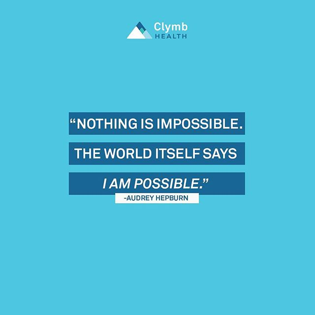 Here's to a Wednesday full of possibility and strength! #humpday #clymbhigh #lymedisease #lymedontkillmyvibe