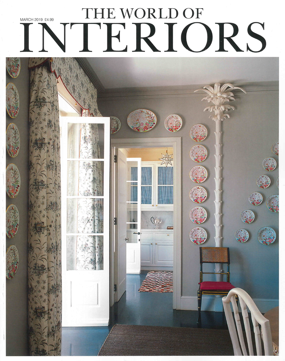 The World of Interiors- March 2019
