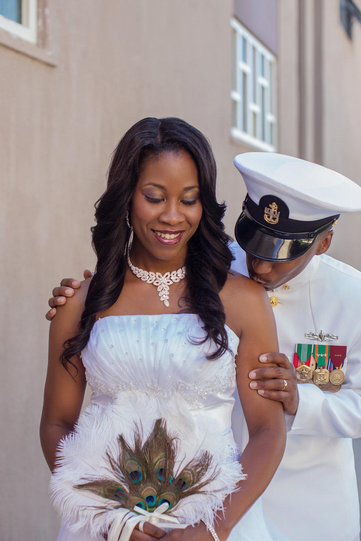 Military weddings in san diego