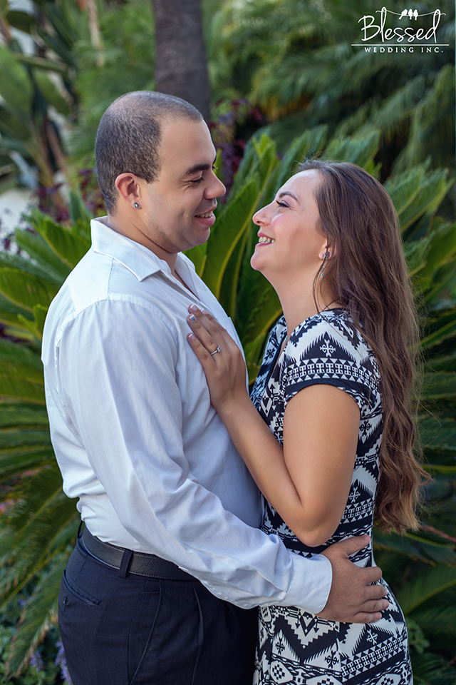 SDSU Engagement Photography