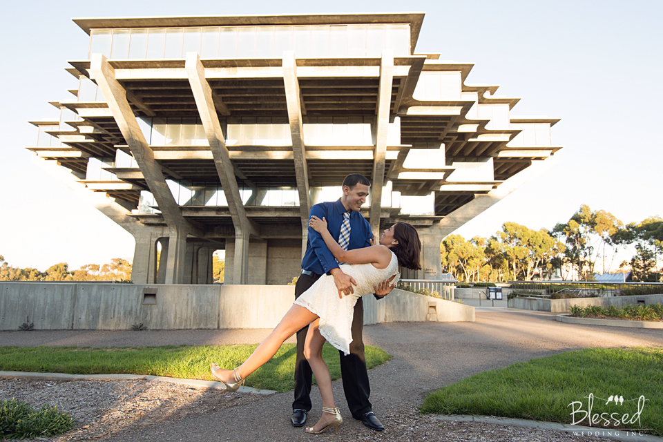 UCSD Engagement photography
