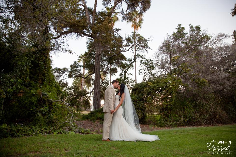 Pointloma Military Wedding