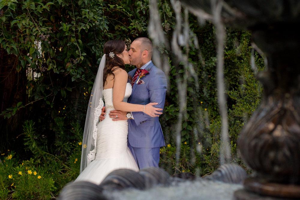 Twin Oaks House wedding photography