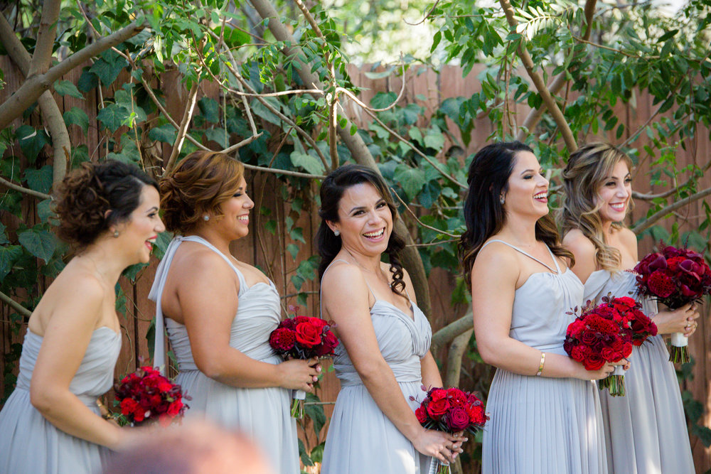 Wedding at Twin Oaks House
