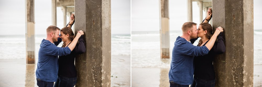 La Jolla Engagement Photography