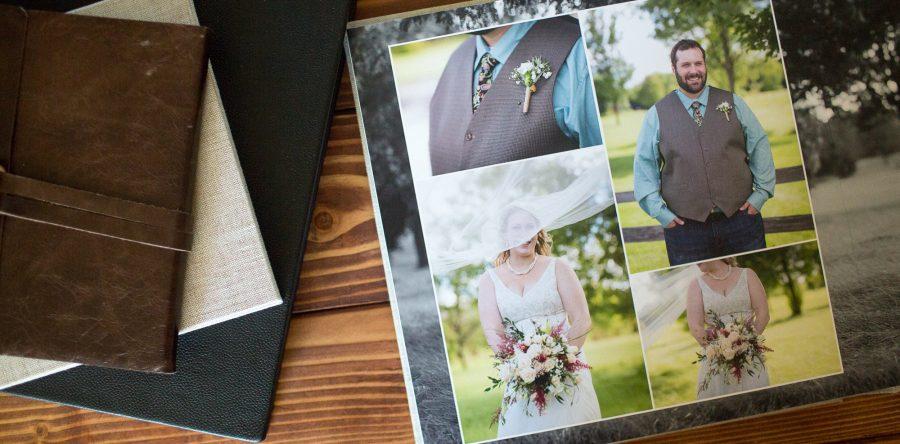 Printing wedding images