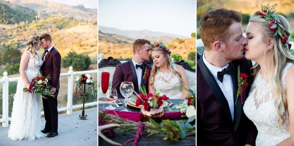 Lilac Canyon Wedding Photography