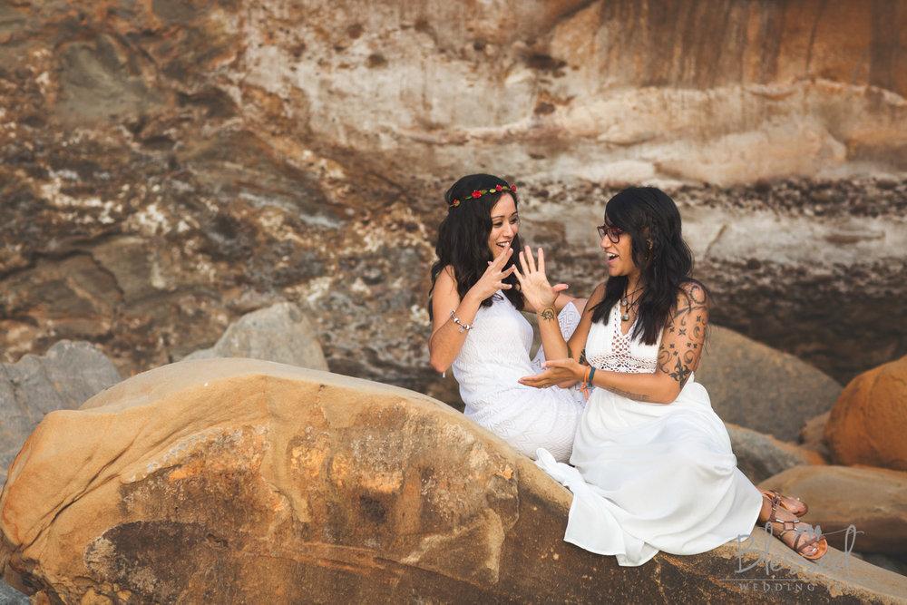 La Jolla Beach Engagement Session by San Diego Wedding Photographers Blessed Wedding-34.jpg