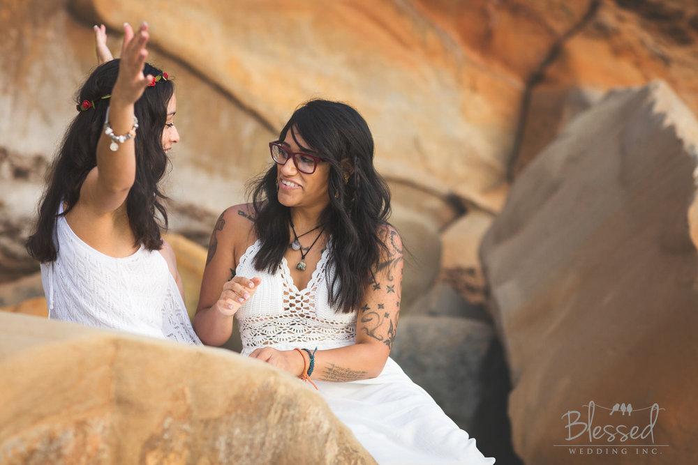 La Jolla Beach Engagement Session by San Diego Wedding Photographers Blessed Wedding-37.jpg