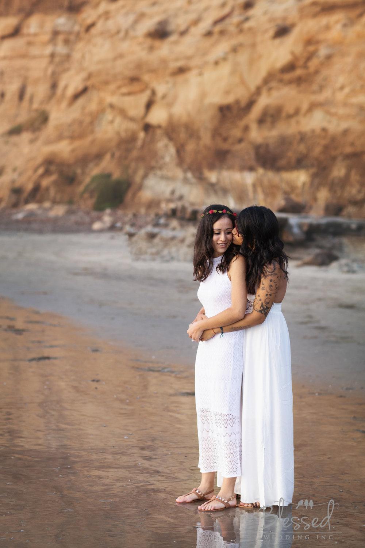 La Jolla Beach Engagement Session by San Diego Wedding Photographers Blessed Wedding-42.jpg
