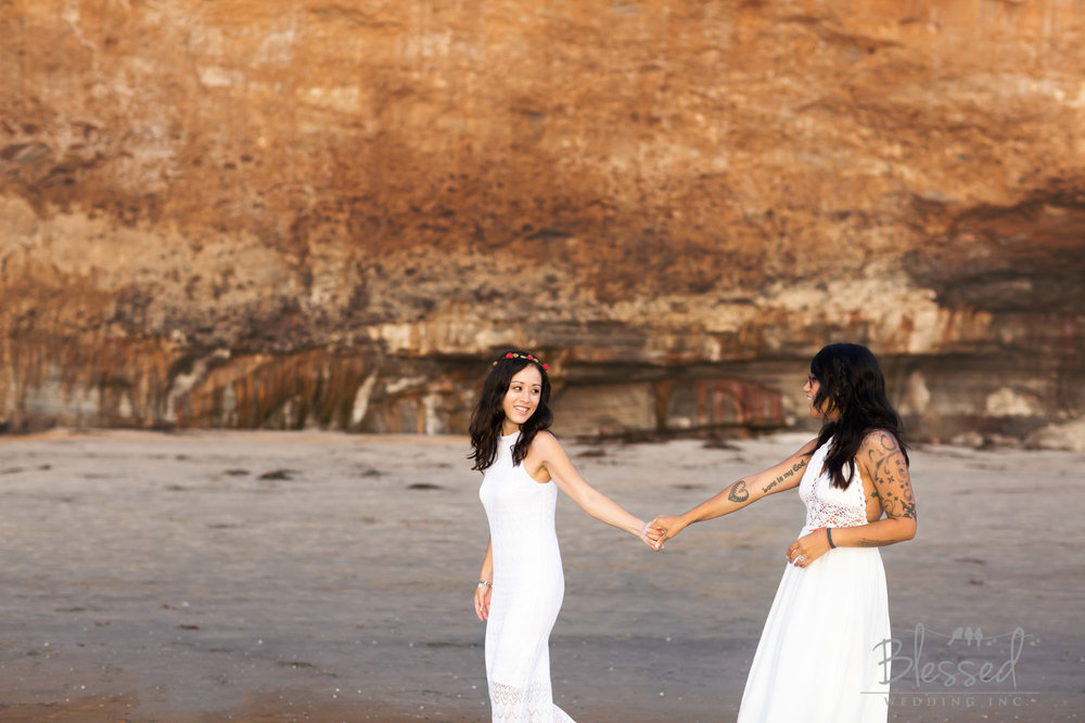 La Jolla Beach Engagement Session by San Diego Wedding Photographers Blessed Wedding-47.jpg