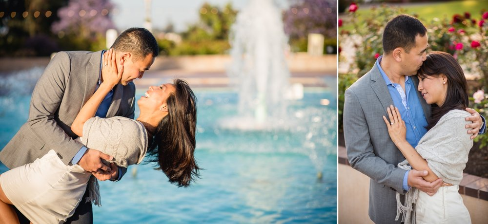 Engagement Photography Balboa Park