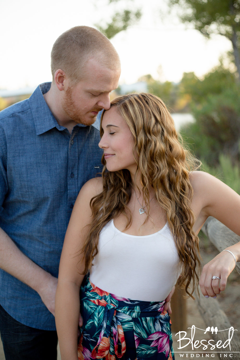 Santee Engagement Photographer