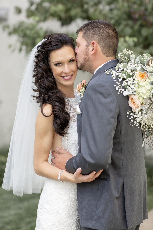 San Diego Wedding Photographers Wedding Portrait of Bride & Groom