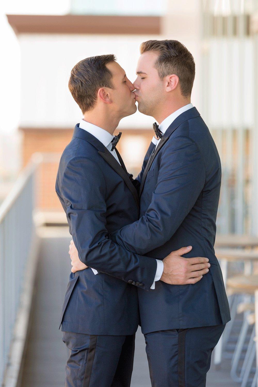 Same Sex Wedding Portraits by San Diego Wedding Photographers