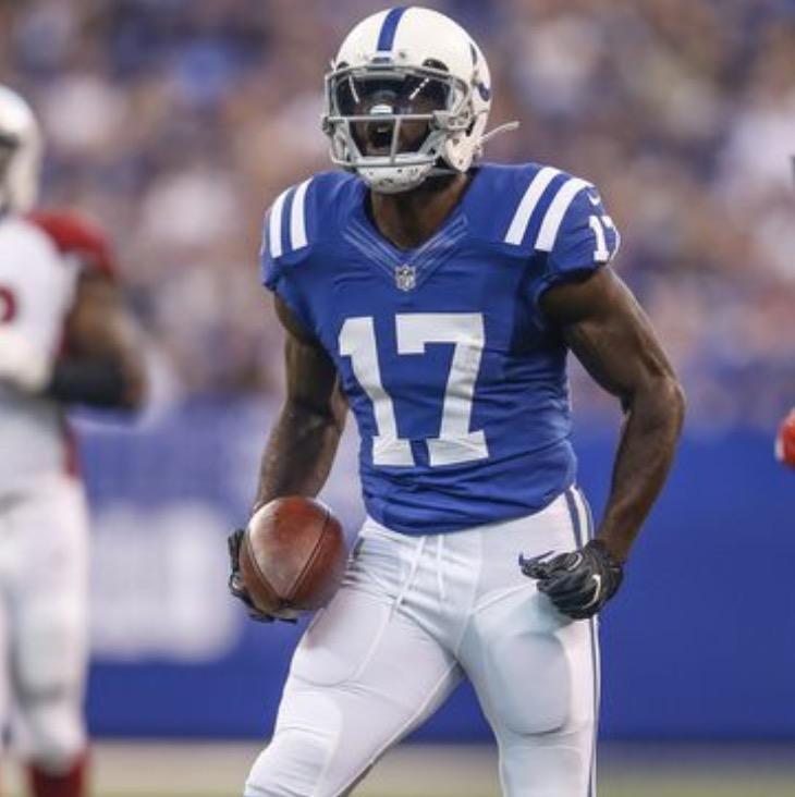 Kamar Aiken -Indianapolis Colts, NFL