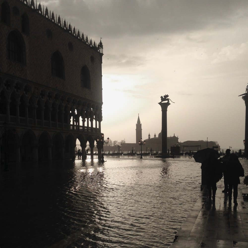 Venice -  I discovered its people when I was writing the Lonely Planet Venice & Veneto.