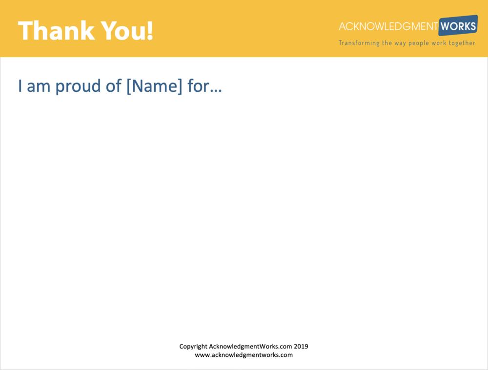 Appreciation Day Activity - Download Below