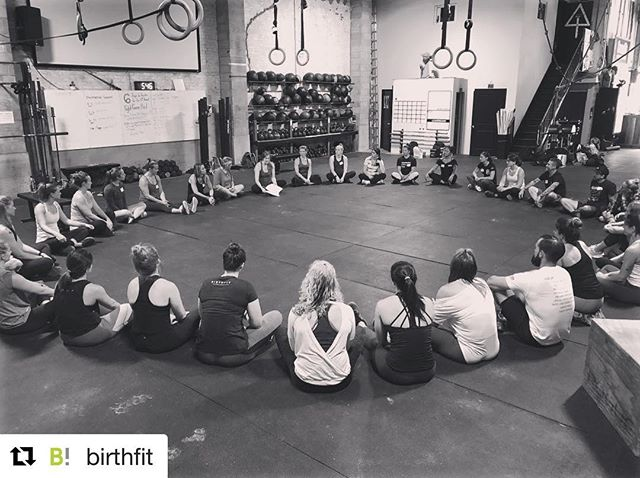 """#Repost @birthfit with @get_repost ・・・ There is an intention behind everything we do at BIRTHFIT. We start and finished each day of our seminars in a circle. To us, a circle represents the sacred and divine. It represents the inclusivity of the universe. A circle represents wholeness and completeness. A circle can be found in all cultures. It is limitless; there is no beginning or end. A circle represents life and death.  # October is Pregnancy and Infant Loss Awareness Month. We choose to honor those special spirits that have transitioned this past year through our annual BIRTHFIT Muster Roll Call on Sunday, October 14th at 6pm PST.  # This year Nicole (@birthfit_southbay) and Brooke (@birthfit_southtampa) will be leading the live 60 minute webinar. The webinar finishes with a roll call in which you answer """"here"""" for your special spirit. If you would like the name/nickname of your special spirit as part of this year's roll call, please email info@birthfit.com. 💚✨ #birthfit #circle #fitness #nutrition #mindset #connection #october #pregnancyandinfantloss"""