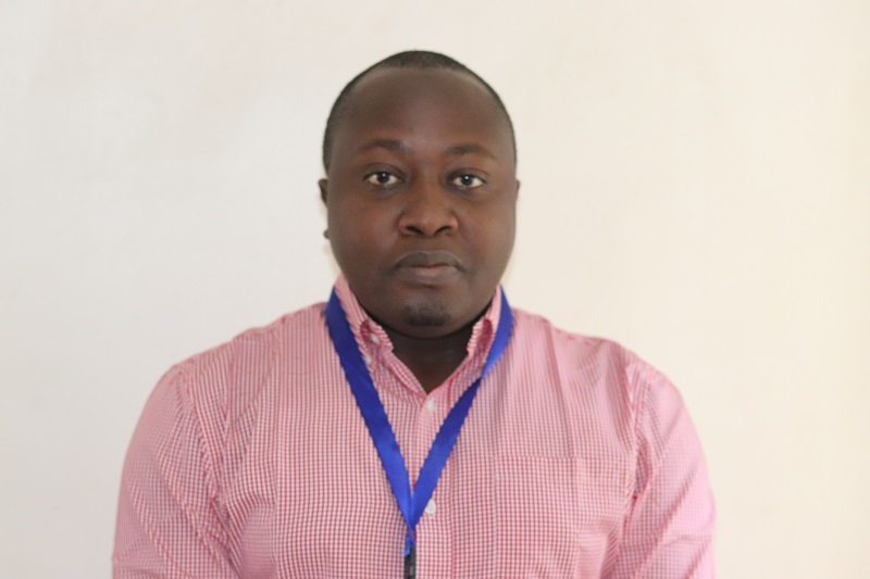 Thomas Bala Mabiri  Program Officer