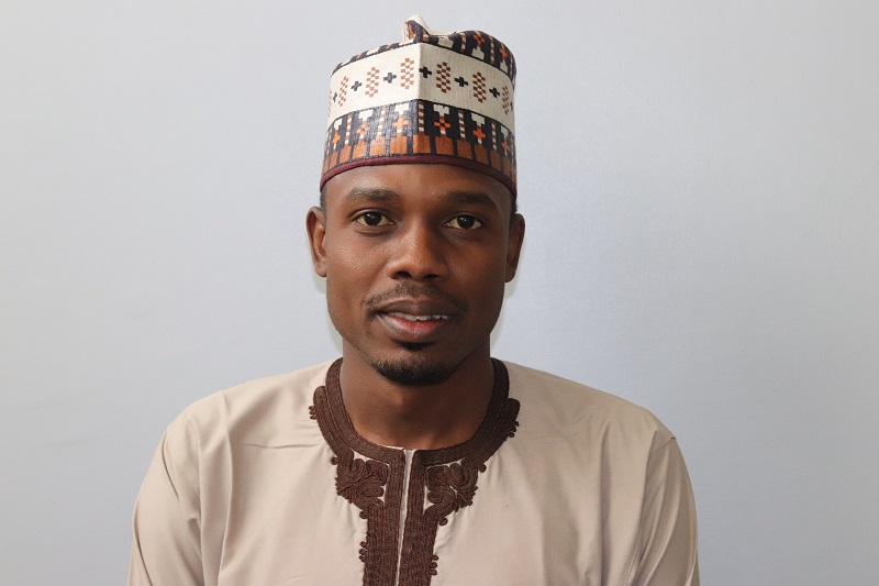 Mansur Umar Kurugu  Radio Producer