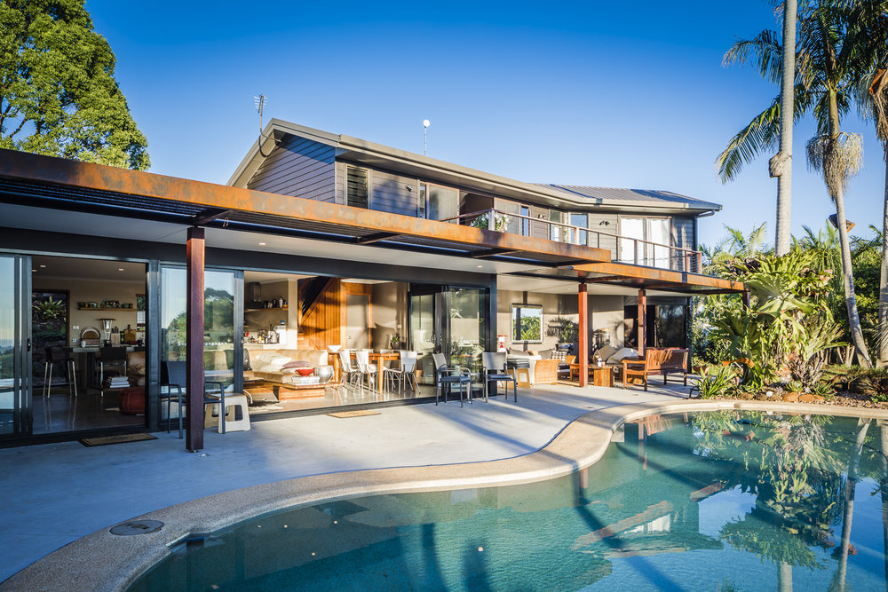 POOL HOUSE - coorabell