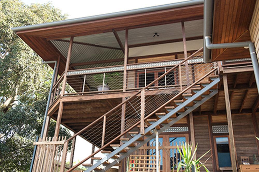Bali house - Mullumbimby