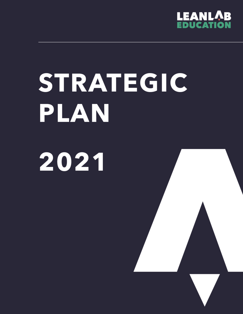 LEANLAB Strategic Plan