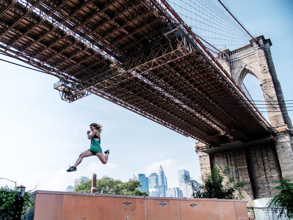 Jump Jersey City Trainer