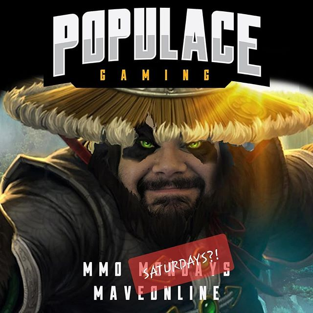 The return of @maveonline begins today! 11 am Pacific! #WoW #Overwatch Make sure you have you're alerts on to jump in when Mave goes LIVE!!!