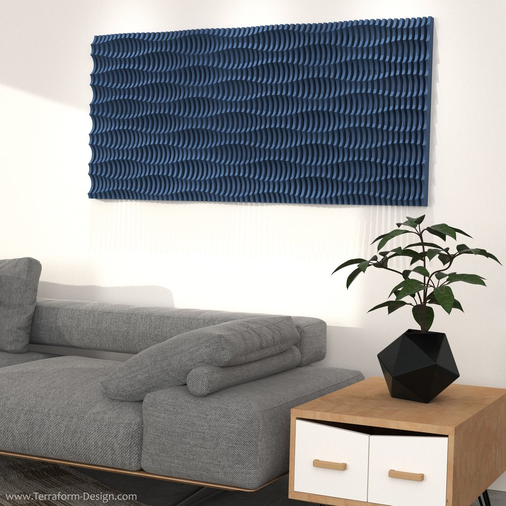 acoustic I_mdrn_2W parametric cnc router postmodern sectioned organic geometric plywood wall fixture accent accessory wall decoration panel terraform design.jpg