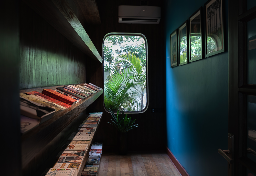 a haven for bibliophiles